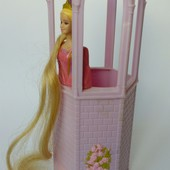 Домик  Barbie Rapunzel