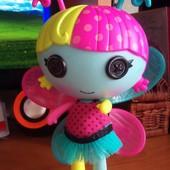 нереальной красоты кукла лалалупси бабочка оригинал mga