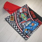 Полотенце-пончо для мальчика