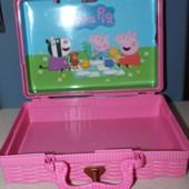 чемоданчик для пикника Свинки Пеппы