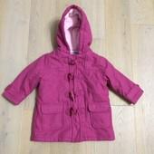Пальто Cherokee на 9 - 12 місяців. ріст 80 см