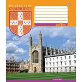 Тетрадь школьная 24л. линия 794317 Cambridge History 5шт.