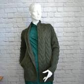 Кардиган, свитер крупная вязка Springfield, м