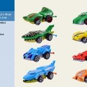 Машинки 4шт копия Hot wheels 2367-4A микс хот вилс