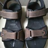 Кожаные босоножки сандалии Pavers  Англия, 28см