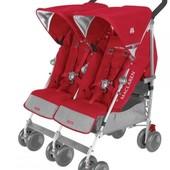 Прогулочная коляска-трость Maclaren Twin Techno евросток