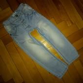 Весенне-летние легкие джинсы Next,отл.сост.реально 3-4 года, замеры внутри!!!