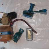 Электро - мотор для стеклоочистителей а/м