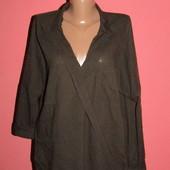 блуза р-р 16 сост новой Opus