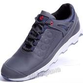 Кожаные кроссовки Ecco Natural Motion Blue