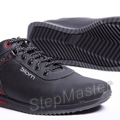 Кроссовки кожаные Ecco Biom Pointer
