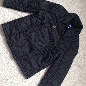 Шикарная стильная демисезонная куртка Juniors, супер качество! Плащевка+синтепон, на рост 140-146 см