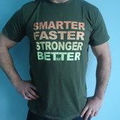 Брендовые футболки 361º из Германии, s/m/l/xl/2xl