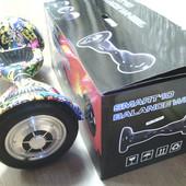 Гироскутер Smart Balance wheel 10 дюймов + Bluetooth+сумка+пульт