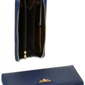 Женский кожаный кошелек клатч Bretton на молнии В наличии разные модели