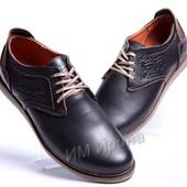 Туфли кожаные Levis Colorado