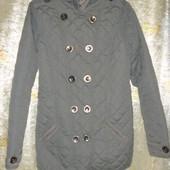 куртка стёганная 44-46 разм