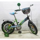 Велосипед 2-х колесный 14 дюймов  T-21423