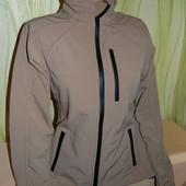 Термокуртка-softshell, фирменная - (S)