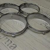 Очки ободки фар ВАЗ-2103 хром оригинал новие