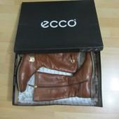 Сапоги ECCO,размер-38,б/у в отличном состоянии.