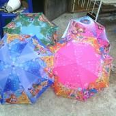 зонт зонтик парасолька  Винкс  Маша и Медведь Белоснежка Дисней
