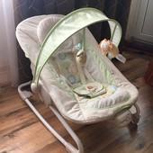 Шезлонг кресло-качалка Солнечный лев