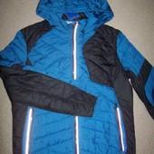 демисезонная курточка р-р 50 -52