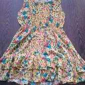 Forever 21 воздушное платье из вискозы
