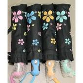 Красивые женские зонты автоматы, 10 карбоновых спиц, антиветер.