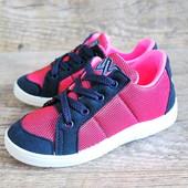 Качественные Детские текстильные кеды обувь валди Waldi купить недорого