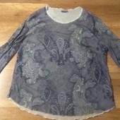 Кофта блуза Qveen size 5xl 54/56.