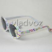 Детские солнцезащитные очки для девочки 5-7 лет Холодная сердцем от Disney