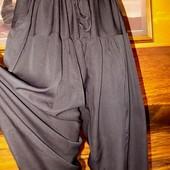 Штаны индийские для йоги, танцев или дома 58-60 размер
