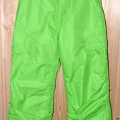 Брюки лыжные от Crivit р. 158-164 зеленые