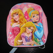 классный фирменный рюкзак Disney 33*24 см отл состояние как новый