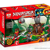 Конструктор Lepin Ninjago 06047