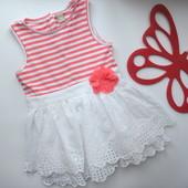 Платье винтаж TU (1,5-2 года)