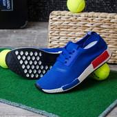 Мужские беговые кроссовки 12515-10 две модели