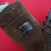 Ботинки ботильоны Toms оригинал натур замша 38 размер