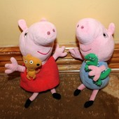 Свинка Peppa Pig Пеппа и Джордж