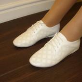 Туфли на шнурках Н7082