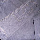 Мужская, стильная джинсовая куртка в отличном состоянии.