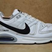 Nike Air Max Command leather кроссовки. Индонезия. Оригинал! 46 р.