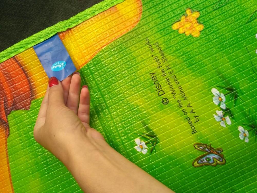 Коврик на пол игровой disney фото №9