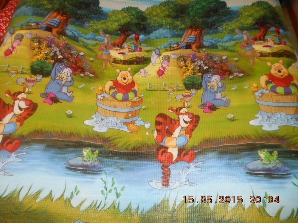 Коврик на пол игровой disney фото №1