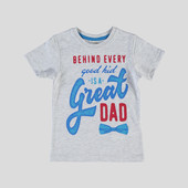 16-44 LCW 8-9 лет (рост 128-134) Футболка для мальчика / дитяча футболка / Детская Футболка