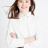 16-96 LCW Рубашка для девочки 116 122 128 134 140 146 Сорочка дитяча / школьная форма блузка