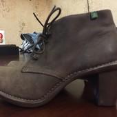Кожаные дизайнерские ботинки El naturalista 40 р.
