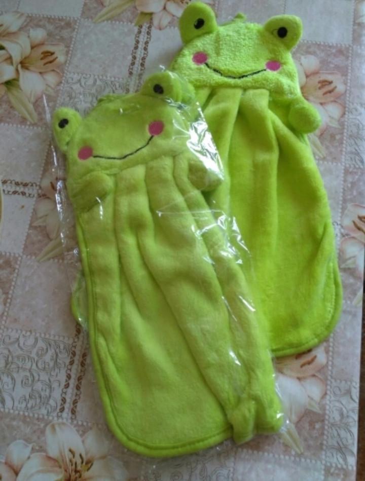Детские веселые полотенца для ручек, новые фото №7